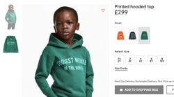 Tone-Deaf H&M Photo Sparks
