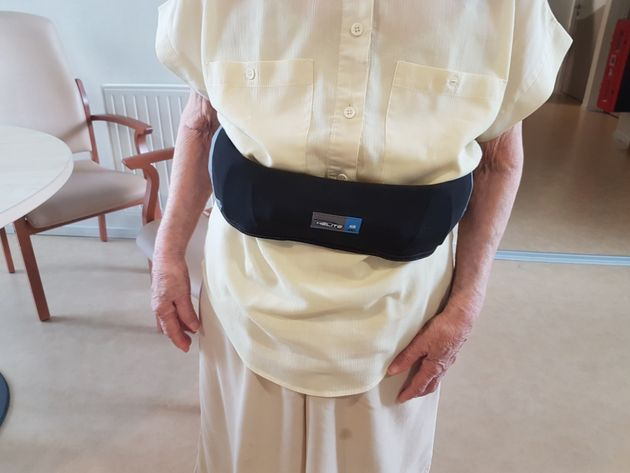 This Company Has Created A Hip-Mounted 'Airbag' For The