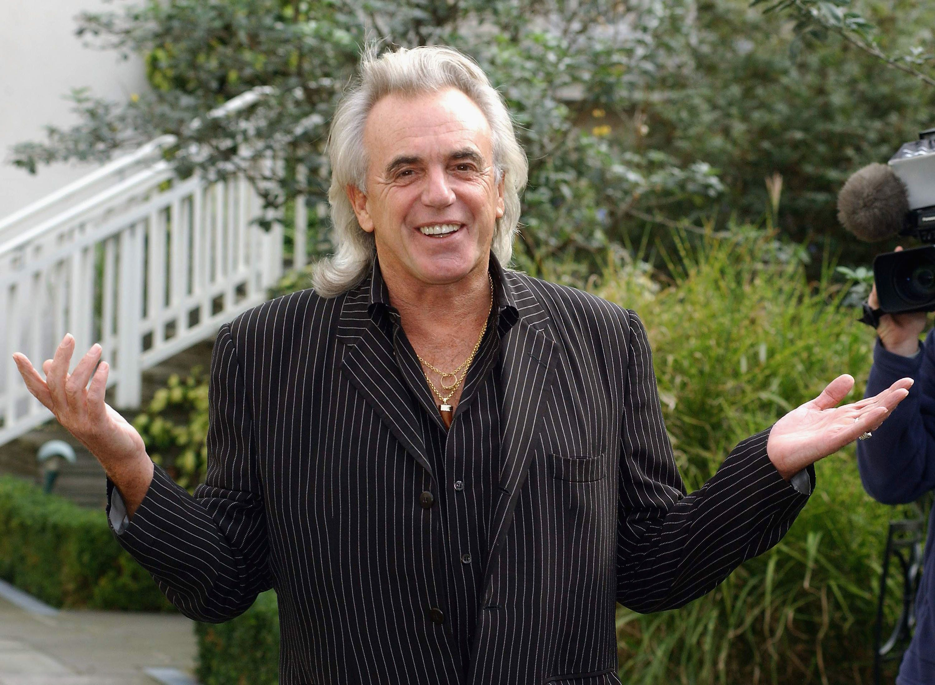 Peter Stringfellow Sparks Row After Calling Brexit Vote A