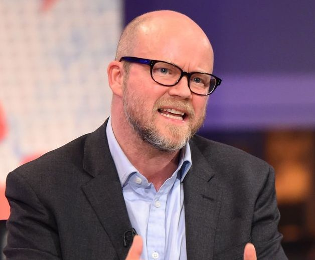 Toby Young has come under fire for his controversial tweets and