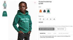H&M Slammed For 'Racist' Advert Featuring Children's