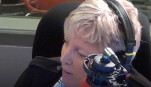 Gracie co-hosted the Today programme on Monday but could not be interviewed about her
