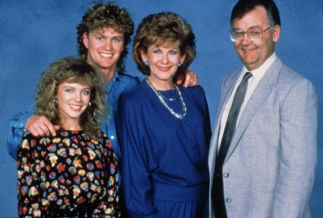 Craig played Henry Ramsay on 'Neighbours' from 1987 to