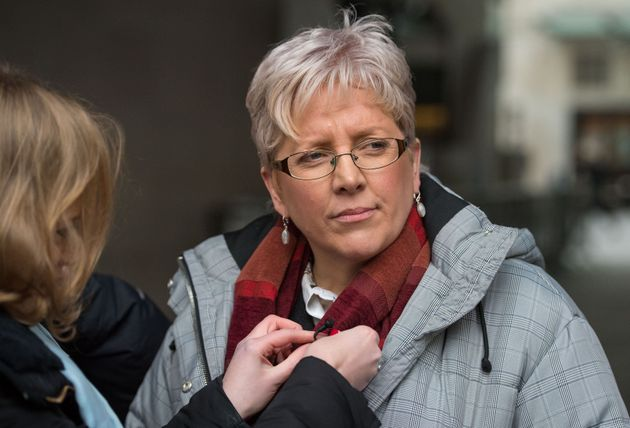 Carrie Gracie has spoken out about why she quit as the BBC's China editor over equal