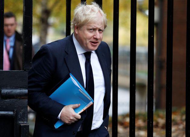 Τζόνσον για Μεσανατολικό: Το Λονδίνο στηρίζει τη λύση των δύο κρατών με πρωτεύουσα την