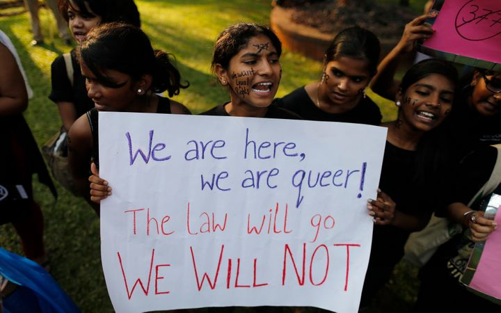 In 2013, India's Supreme Court reinstated a ban on gay sex after a four-year period of decriminalization.