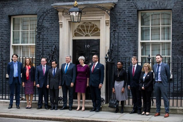 Why Has Theresa May Appointed A Vice Chair Who Doesn't Trust Women To Make Their Own Decisions On