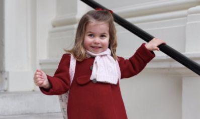 La princesse Charlotte a l'air adorable sur les photos de son premier jour