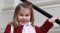 La princesse Charlotte a l'air adorable sur les photos de son premier jour