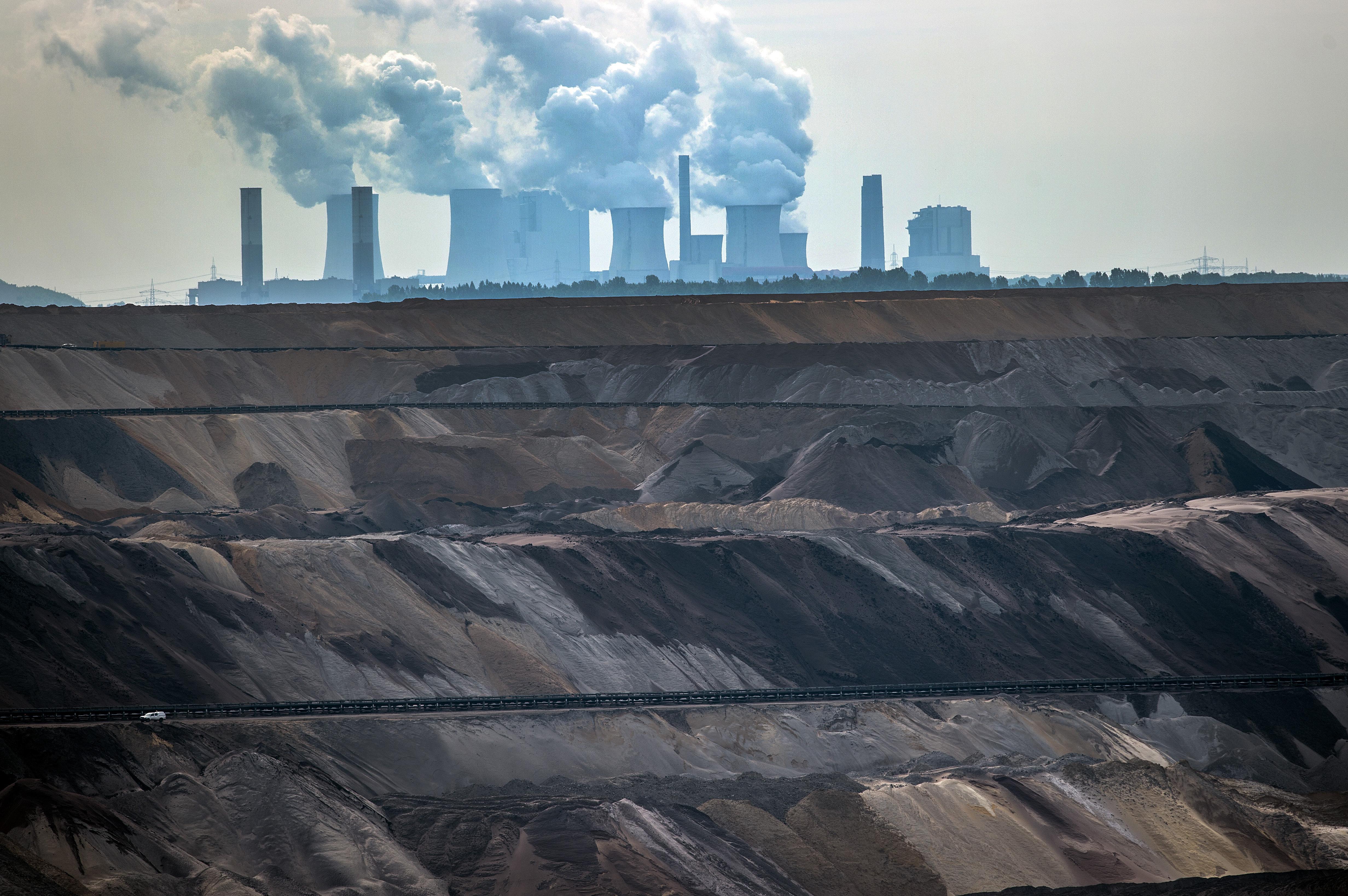 Union und SPD geben Klimaziel auf