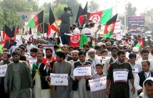 Afghanistan's proposed new national e-identity Tazkera cards incited protesters in Nangarhar province.