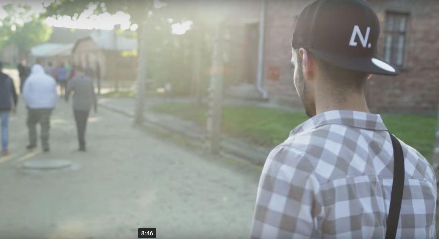 Für viele muslimische Jugendliche bricht in Auschwitz eine Welt zusammen