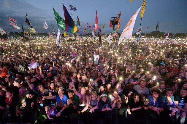 Are British Music Festivals Still The Preserve Of White