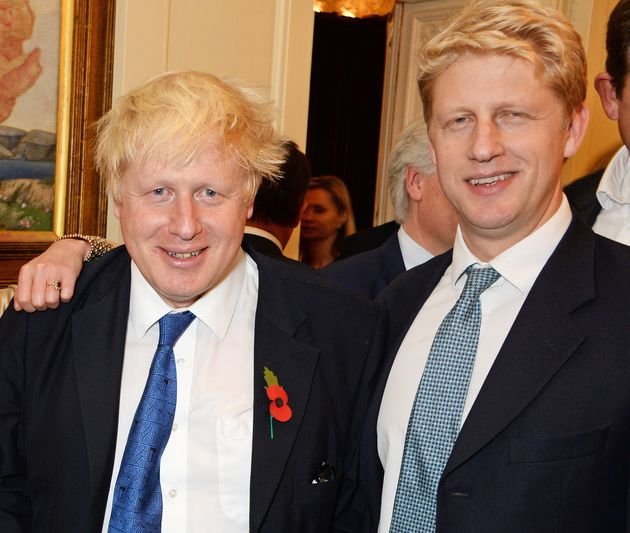 Foreign Secretary Boris Johnson and his brother Jo Johnson, Universities Minister, have both defended