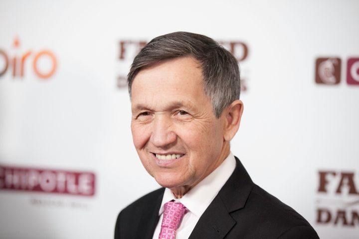 Dennis Kucinich is the seventh Democrat to enter the 2018 gubernatorial race.