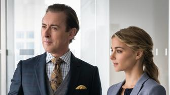 NEW YORK - DECEMBER 1: INSTINCT, a new drama starring Alan Cumming, Bojana Novakovic, Daniel Ings, Naveen Andrews and Sharon Leal, premieres Sunday, March 11 (8:00-9:00 PM, ET/PT) on the CBS Television Network. Alan Cumming stars as Dr. Dylan Reinhart, a gifted author, university professor and former CIA operative who is lured back to his old life by NYPD Detective Lizzie Needham (Bojana Novakovic) to help her stop a serial killer who is using Dylan's first book as a tutorial. (Photo By Jeff Neumann/CBS via Getty Images)