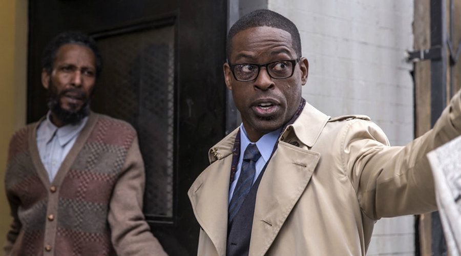 "Golden Globe winner Sterling K. Brown on ""This Is Us."""