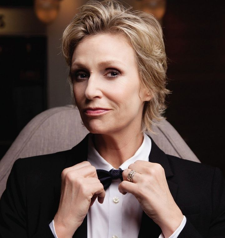 Jane Lynch has been sober for more than a decade. Why don't we see recovery like hers on the big screen?