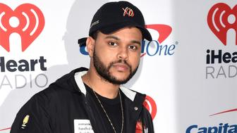 LAS VEGAS, NV - SEPTEMBER 22:  The Weeknd aka Abel Tesfaye attends the 2017 iHeartRadio Music Festival at T-Mobile Arena on September 22, 2017 in Las Vegas, Nevada.  (Photo by C Flanigan/FilmMagic)