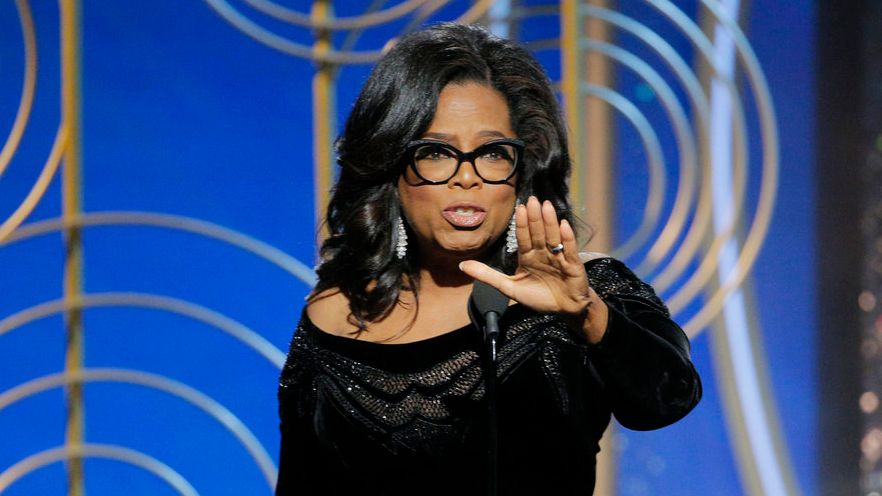 Weight Watchers stock jumped more than 13% after Oprah's Golden Globes speech