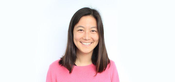 <p>Hustle Fund Co-Founder Elizabeth Yin</p>