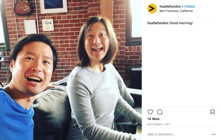 <p>Don't be afraid to reach out to Elizabeth and Eric if you're working on an early stage startup! </p>