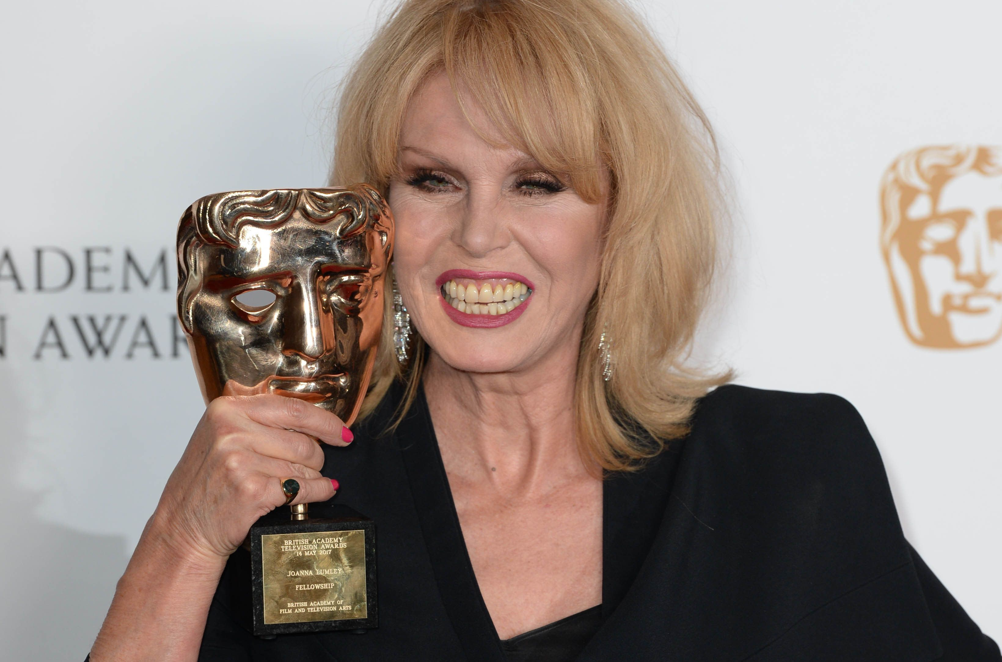 Baftas Announce Joanna Lumley As New