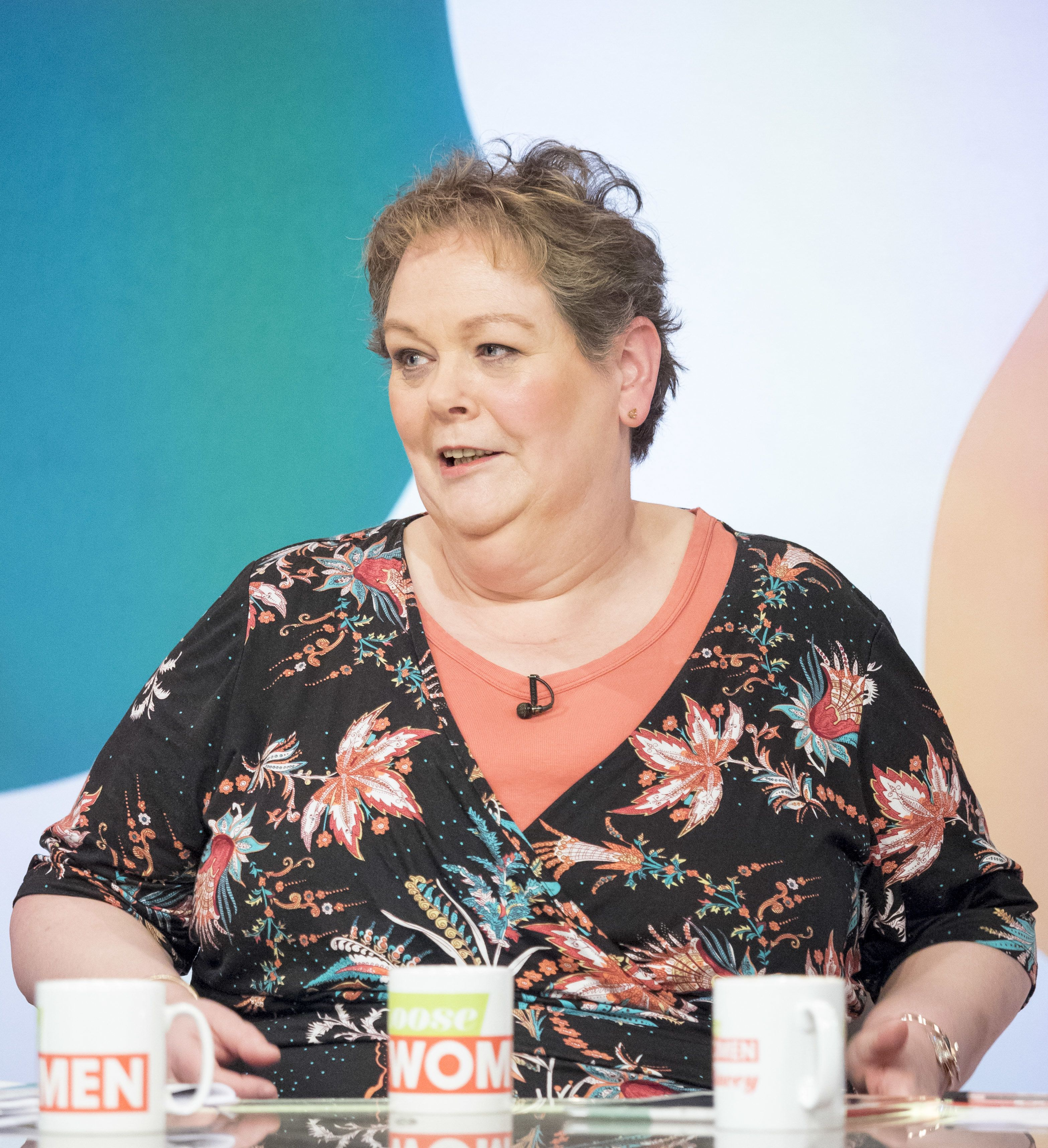 <strong>Anne Hegerty on 'Loose Women'</strong>
