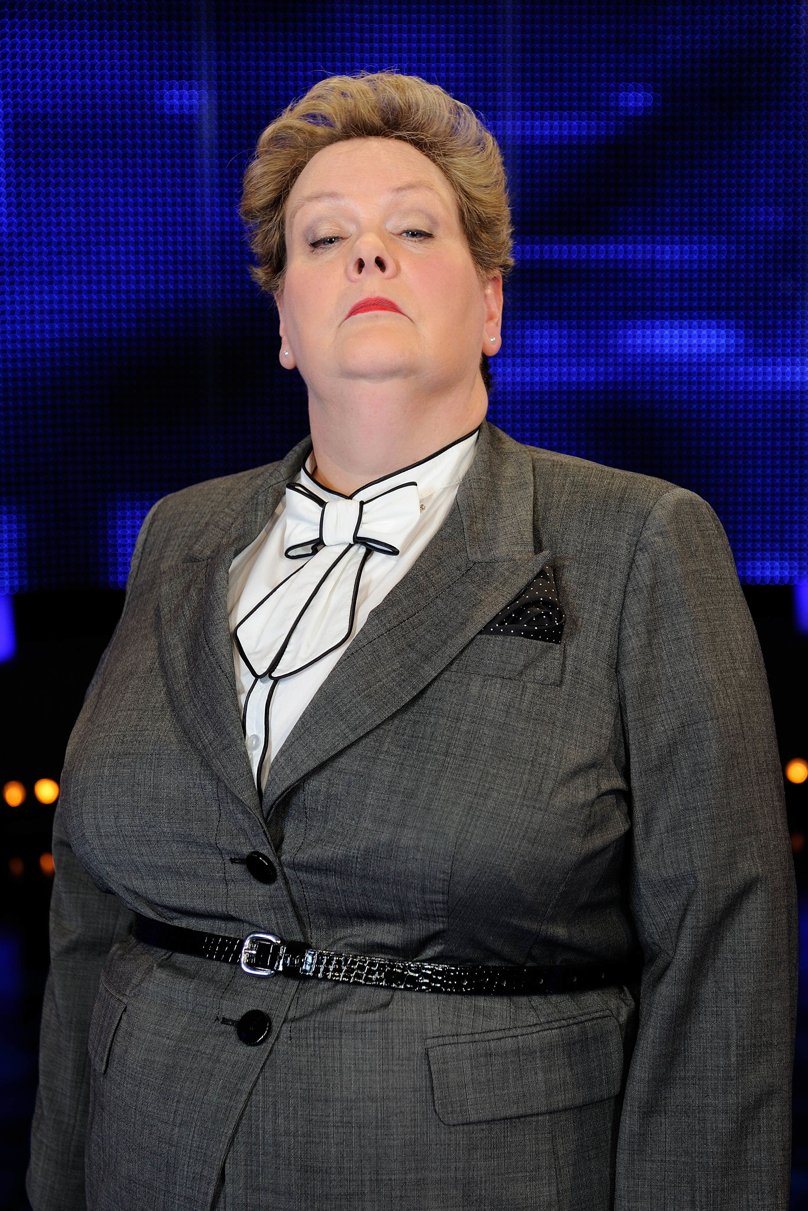 <strong>Anne on 'The Chase'</strong>