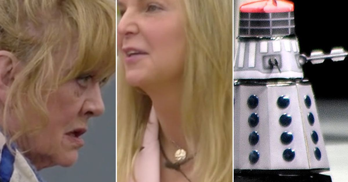 Celebrity Big Brother': India Willoughby's Dalek Confession