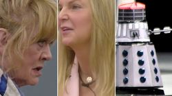 India Willoughby's Dalek Confession Perplexes 'CBB' Fans (And Amanda