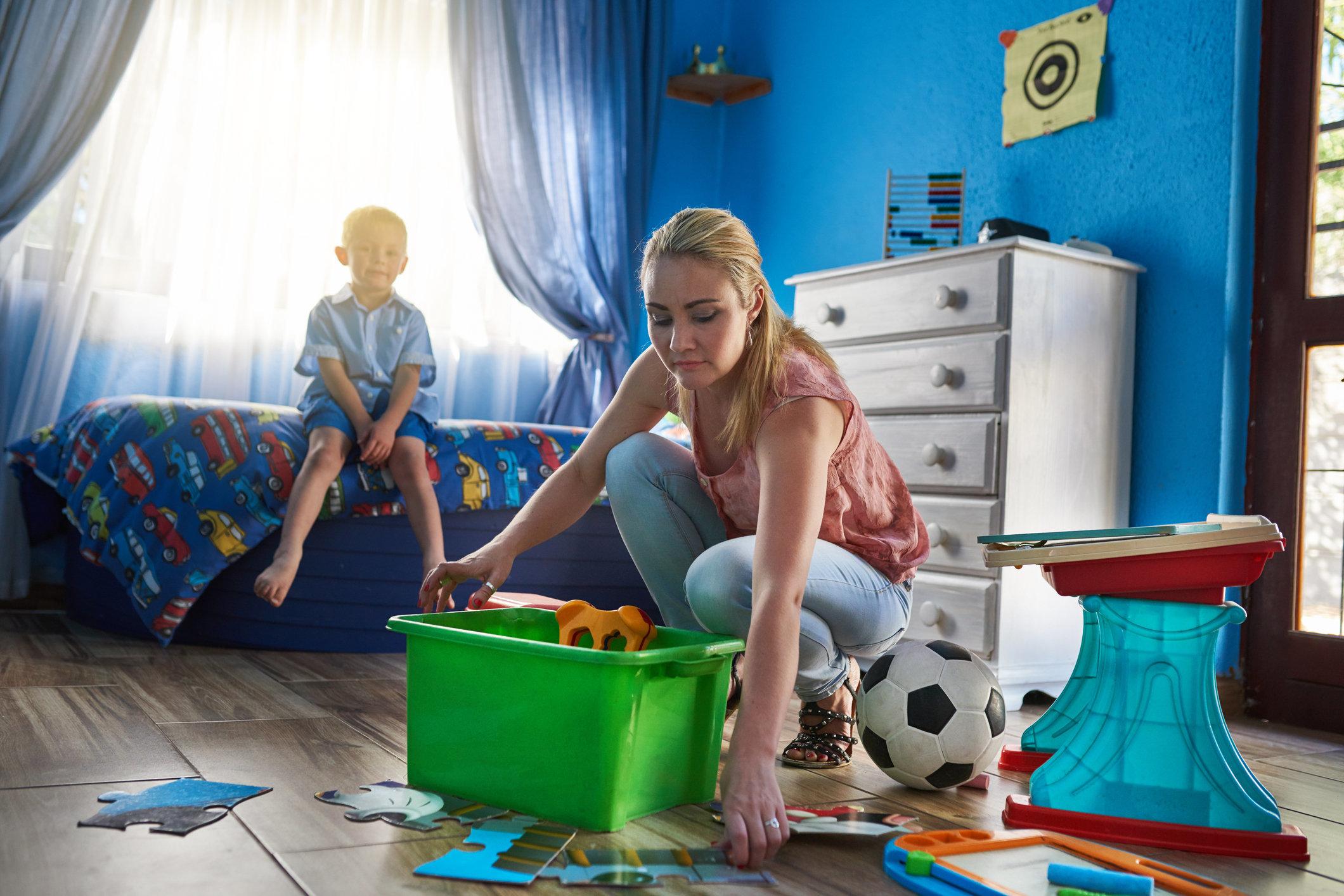 Diese Mutter hat den einzig wahren Weg gefunden, um mit dem Chaos ihrer Kinder klar zu
