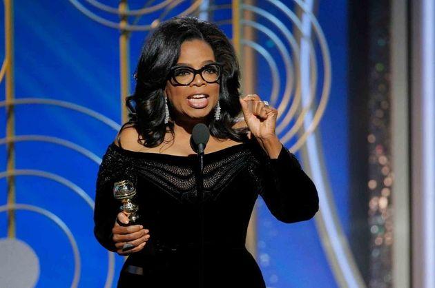 Querida Oprah y demás estrellas: por favor, no os metáis en