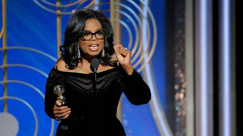 Oprah Winfrey's speech at the Golden Globes has spurred debate over #Oprah2020.