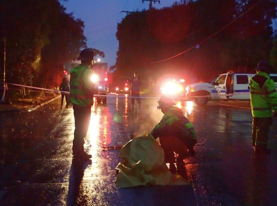 15 killed in California mudslides