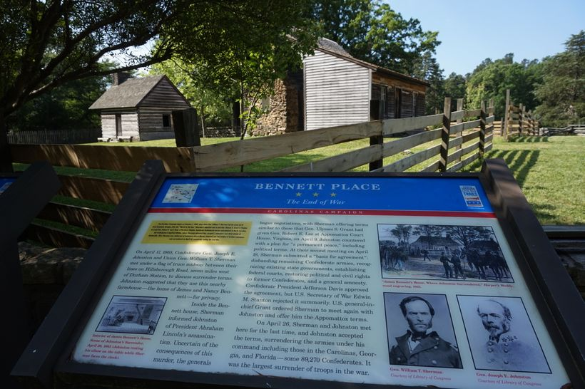 Bennett Place State Historic Site, Durham, North Carolina