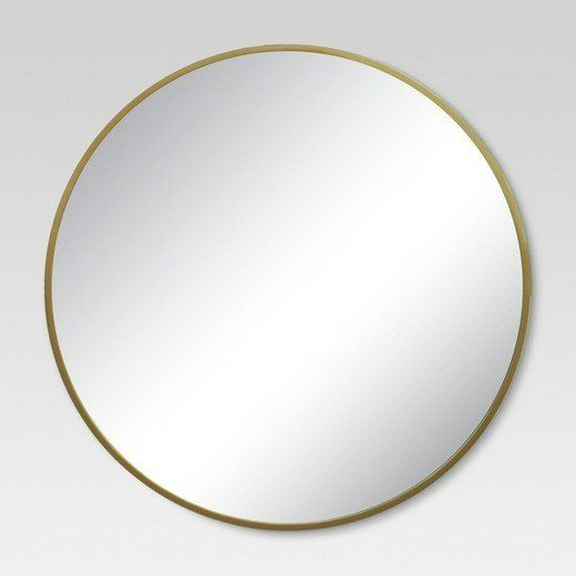"""Get the mirror <a href=""""https://www.target.com/p/round-decorative-wall-mirror-brass-project-62-153/-/A-50301089#lnk=newtab"""" t"""