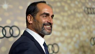 WEST HOLLYWOOD, CA - SEPTEMBER 15:  Actor Navid Negahban attends the Audi and Altuzarra Kick-Off Emmys Week 2013 event at Ceconni's on September 15, 2013 in West Hollywood, California.  (Photo by Charley Gallay/Getty Images for Audi)