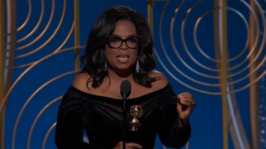 Media Mogul Oprah Winfrey Draws US Presidential Interest