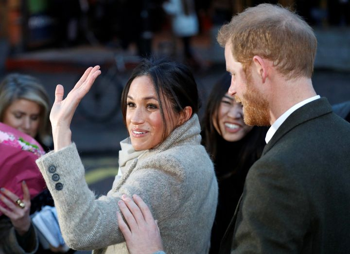 Say goodbye to Meghan Markle's social media presence.