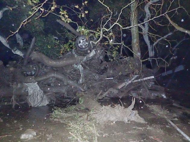 Multiple rescues are underway in Montecito,