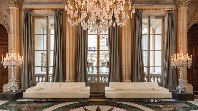 The Crystal Room, Palacio Duhau - Park Hyatt, Buenos Aires.