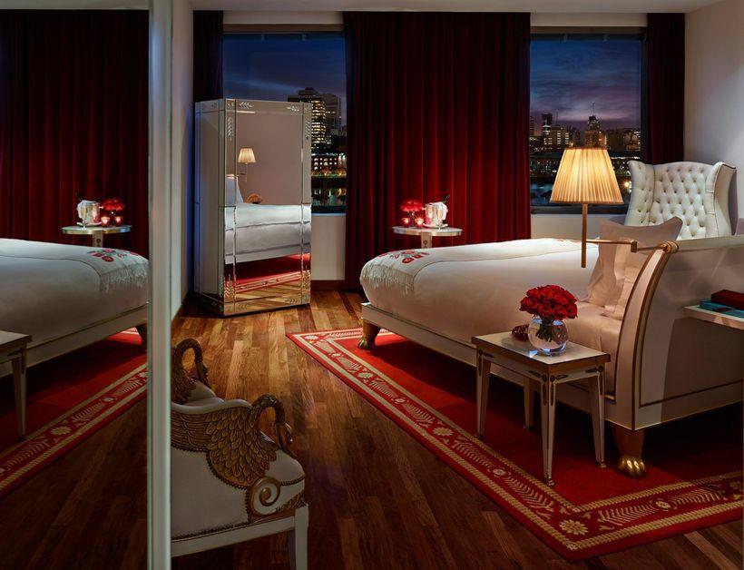 Skyline View Suite, Faena Buenos Aires.