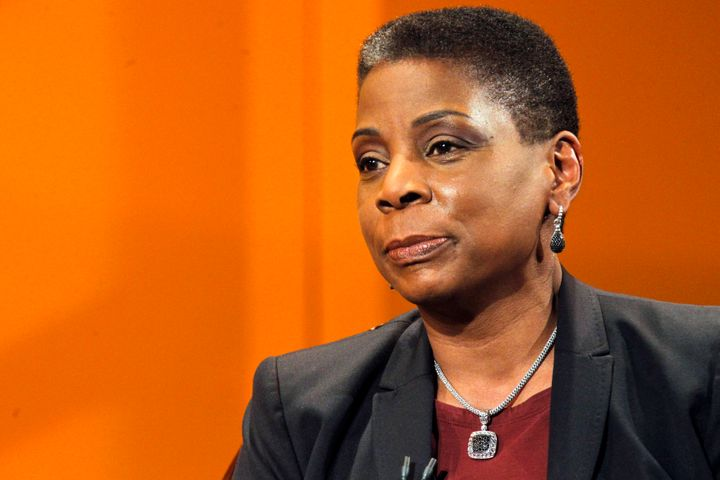 Former Xerox CEO Ursula Burns, seen here in 2013, stepped down from her post in 2016.