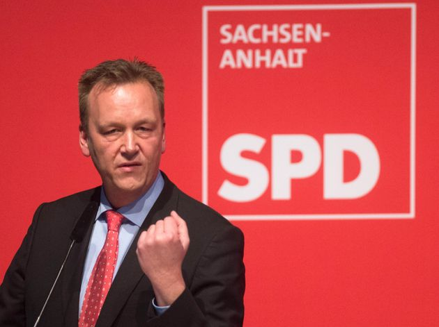 Sachsen-Anhalts SPD-Chef Lischka.