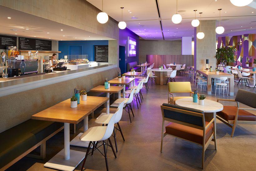 The Jeremy Hotel - Etcho Cafe