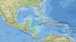 Σεισμός 7,6 Ρίχτερ ανοιχτά της