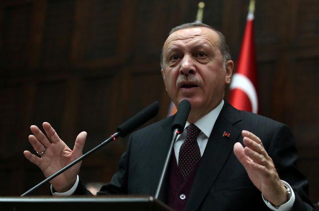 «Είμαι ο Ερντογάν και...»: Έλληνες χάκερ βανδάλισαν τουρκική