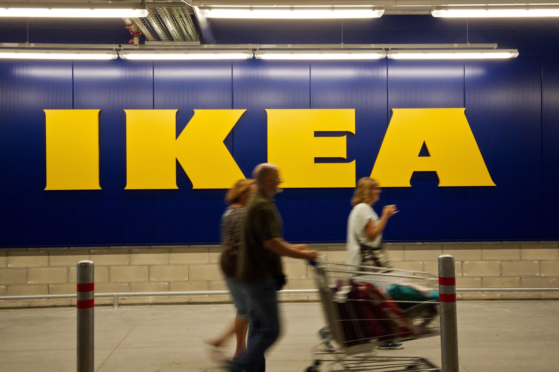 Ikea geht mit neuer Art von Print-Kreation schwanger