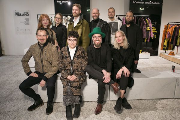 The designers of Guest Nation Finland